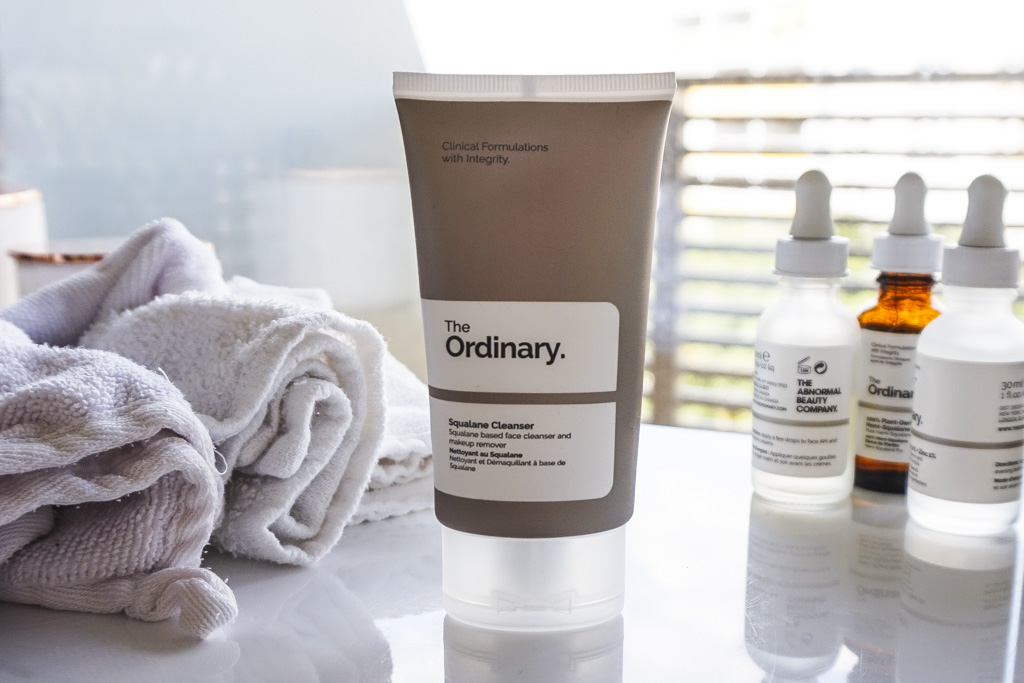 The Ordinary Squalane Cleanser recenzia